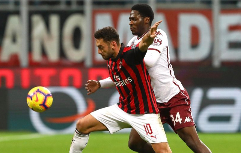 Serie A: Aina In For Torino Vs Juventus Turin Derby; Troost-Ekong Face Inter Test