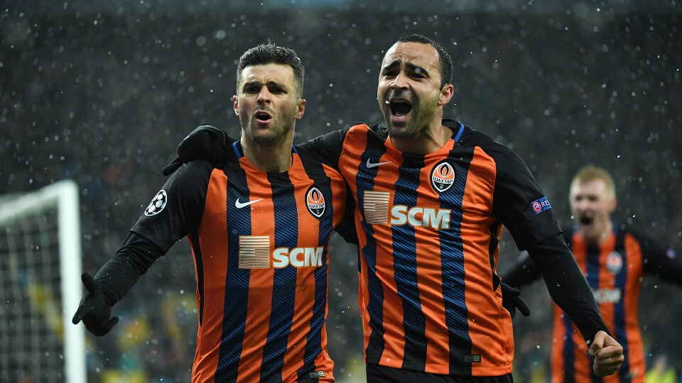 UCL: Kayode Subbed On In Shakhtar Draw Vs Lyon, Juventus, Man United Suffer Defeats