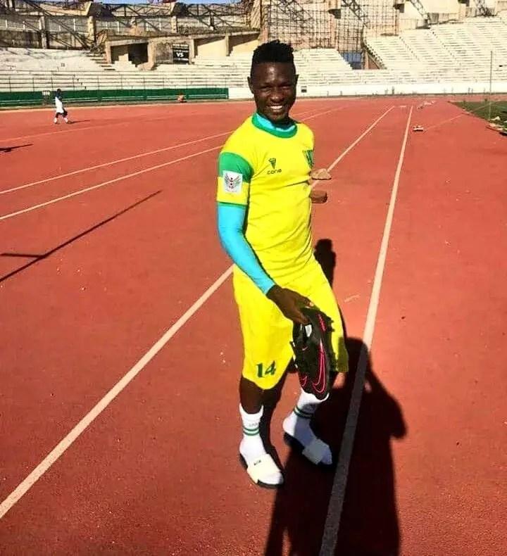 Olatunbosun Seeks Fresh Start With Plateau United