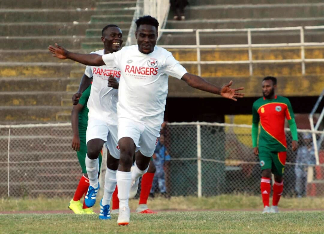 CAFCC: Rangers Secure Away Draw Vs USMBA