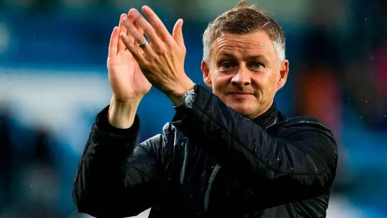 Man United Appoint Solskjaer As Caretaker Manager