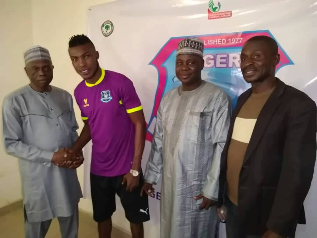 Niger  Tornadoes Sign 15 New Players