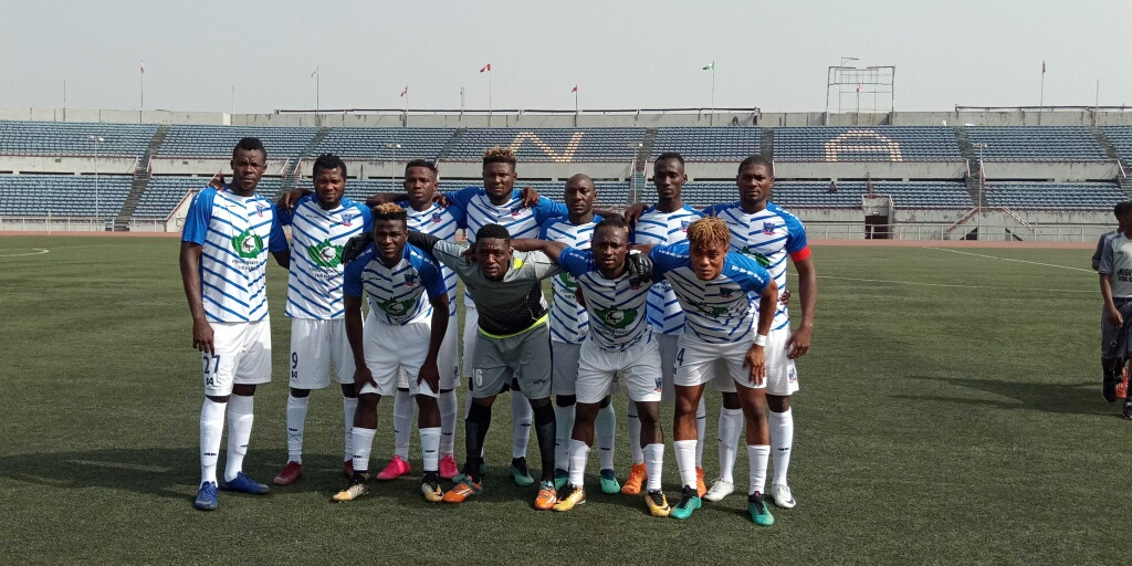 Lobi Stars,  Rangers To Know African Foes Friday