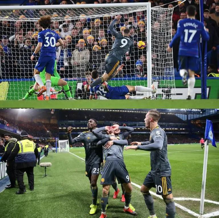 Ndidi Shines As Leicester End Chelsea Unbeaten Run; Balogun Starts; Success, Iheanacho Play As Subs