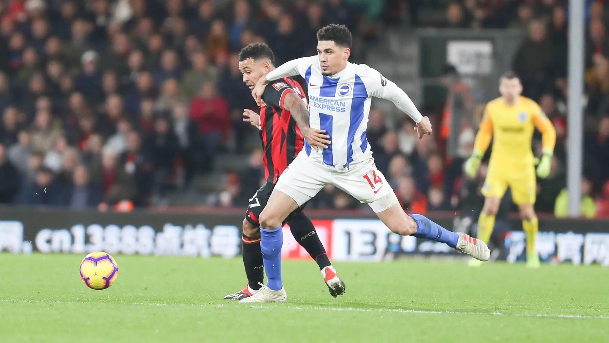 Balogun Rues Brighton Defeat To Bournemouth, Focuses On Arsenal Clash