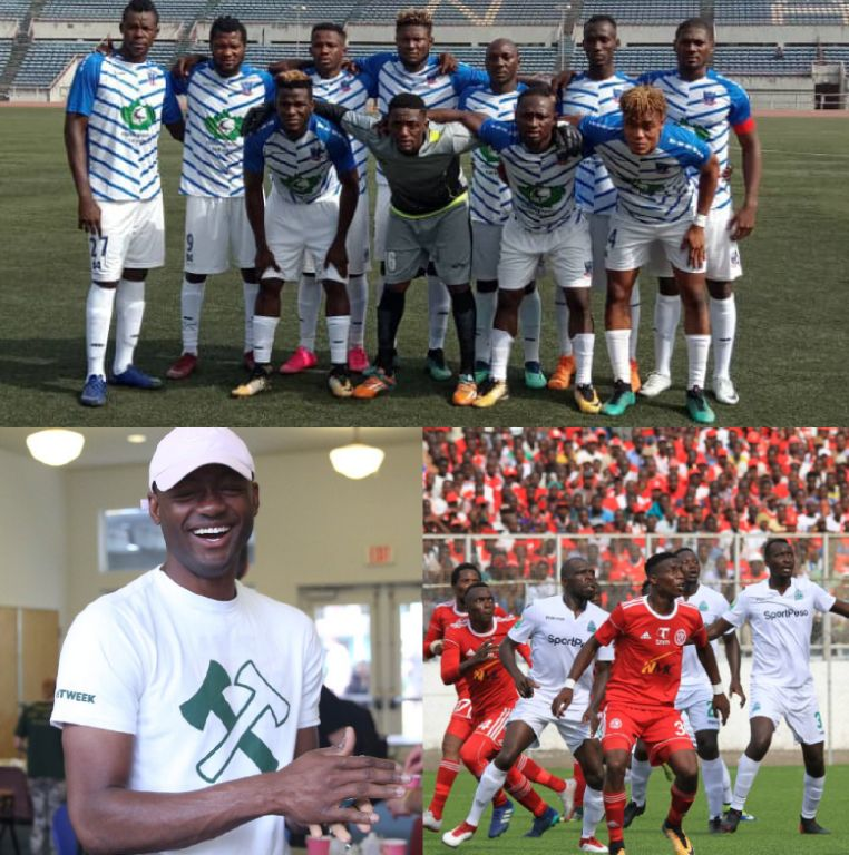 CAFCL: Fanendo Adi Rewards Lobi Stars With N2m For Win Vs Gor Mahia