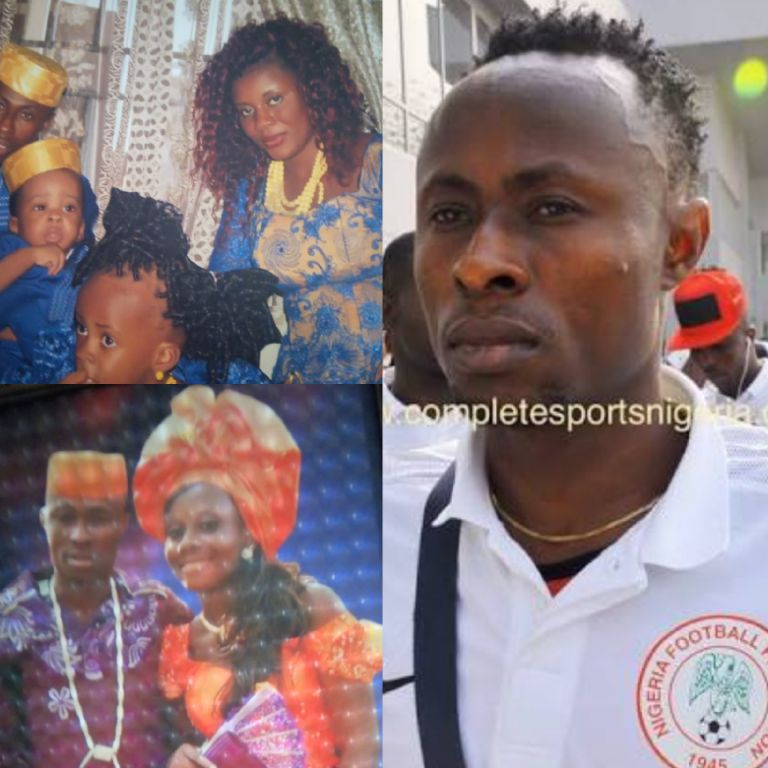 Enyimba, Sand Eagles Ace, Ibenegbu: My  Family Is My Greatest  Asset, Possession