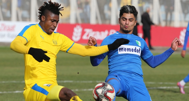 Kehinde Bags 2nd Turkish Cup Goal In Ankaragucu 5th Round Win