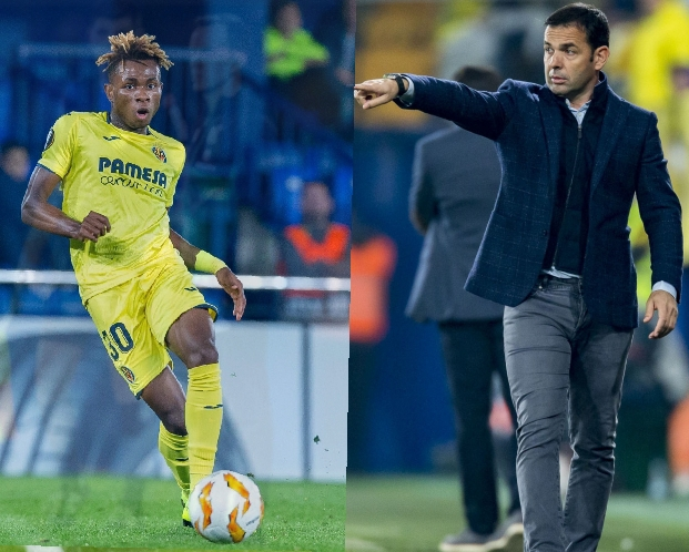 Chukwueze To Work With New Coach At Villarreal After Calleja's Sacking