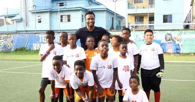 John Obi Mikel Launches Hunt For Football Stars