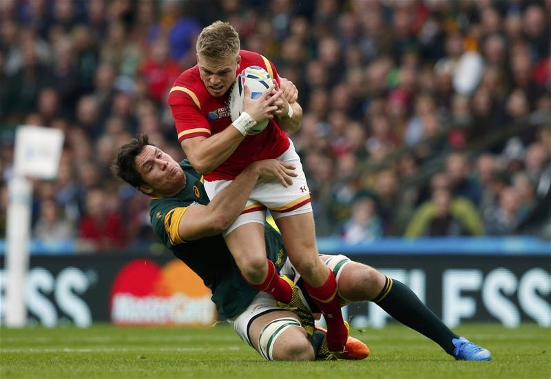 Anscombe Turns Focus To Scarlets