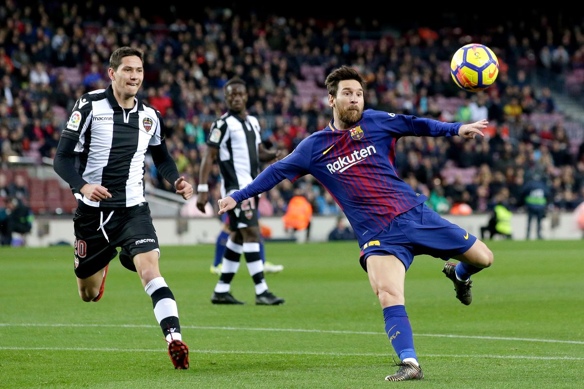 La Liga Round 16 Preview: Barcelona Out To Keep Top Spot Away To Levante