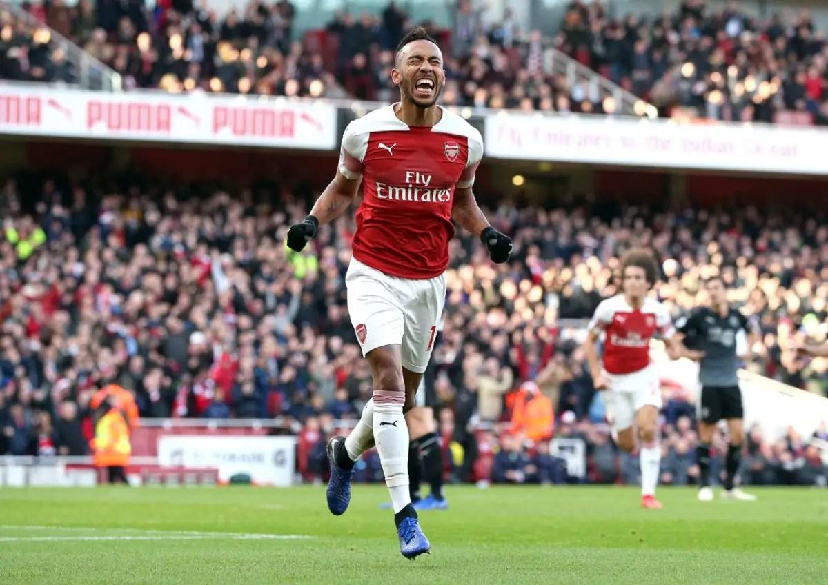 Emery Hails Ozil Return