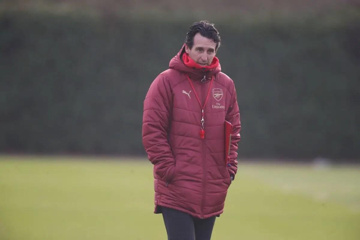 Emery Hoping For Gunners Response