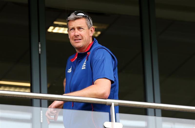 England Turn To Giles To Fill The Void