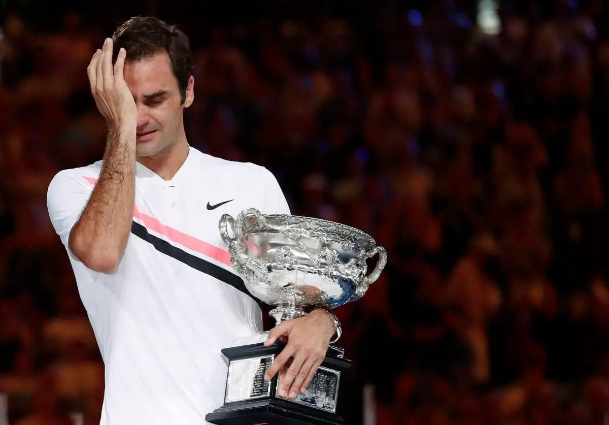 Federer Talks 'Physical' Tennis