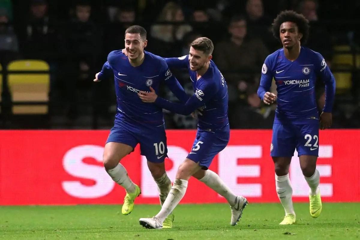 Hazard Keeps Chelsea Waiting