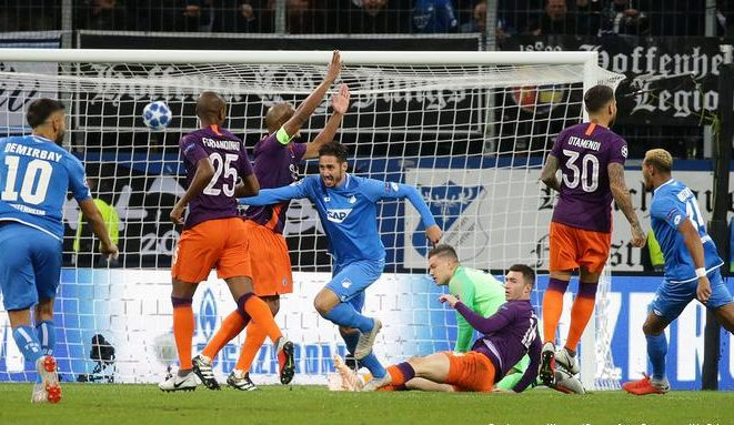 UEFA Champions League Preview: Manchester City Out To Ensure Top Spot Against Hoffenheim