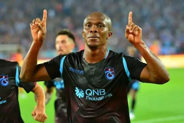 Nwakaeme Bags 4th League Goal in Turkey