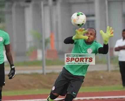BREAKING: Ezenwa Ruled Out Of Mexico Friendly With Injury