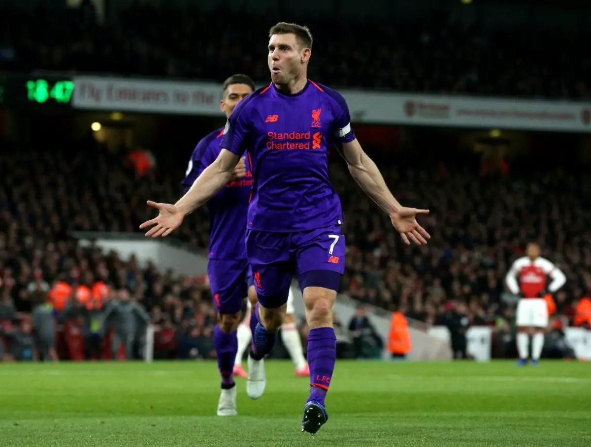 Milner hands Reds Pre-Wolves Boost