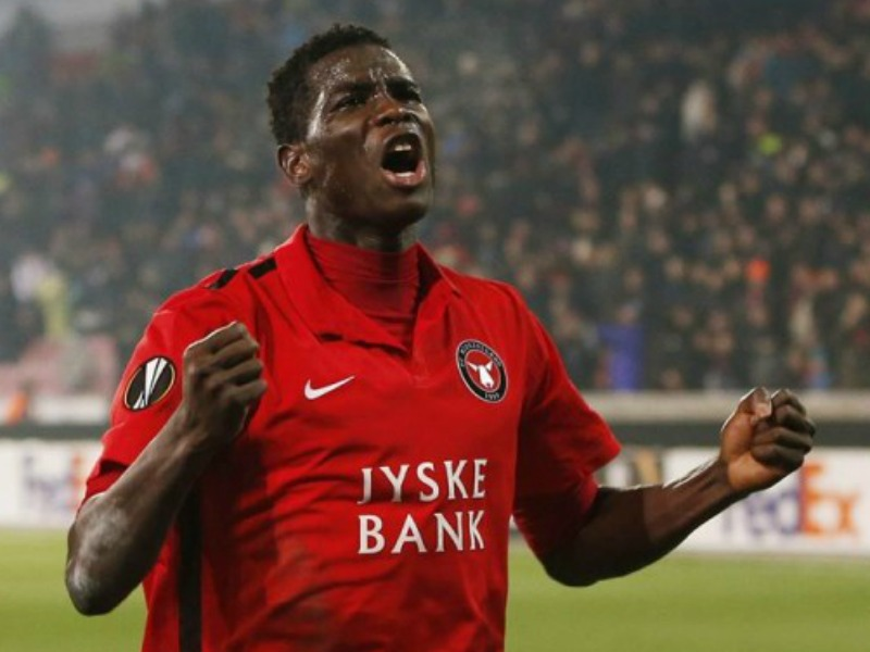 Onuachu Targets 23rd Goal Of The Season Vs Esbjerg FB
