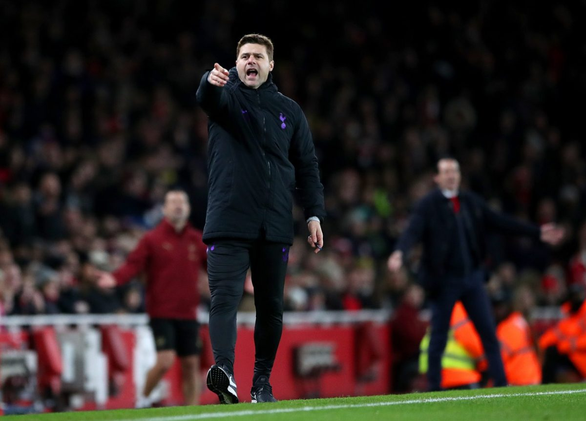 Pochettino Focused On Spurs Not United