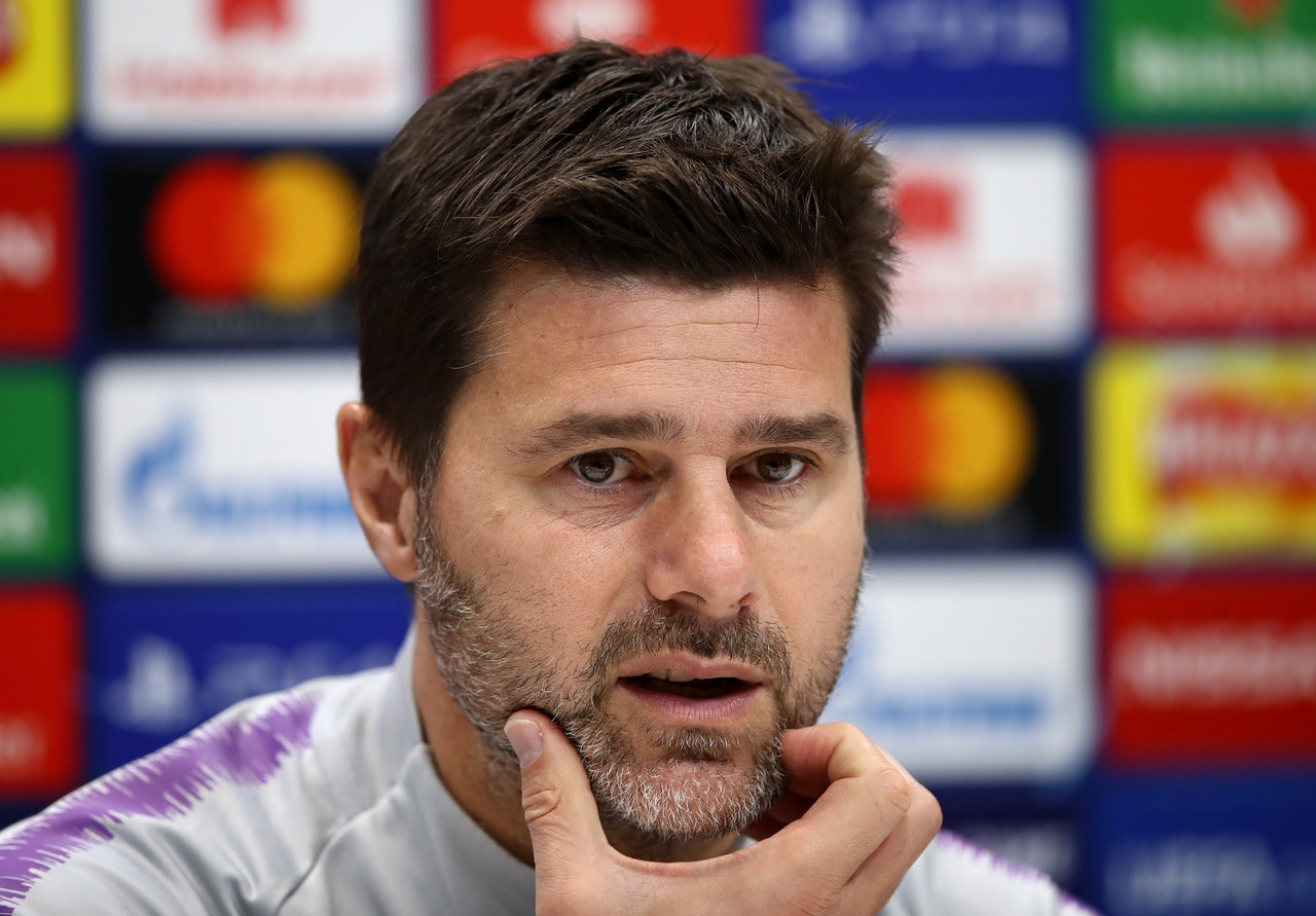 Pochettino Happy With Spurs Position