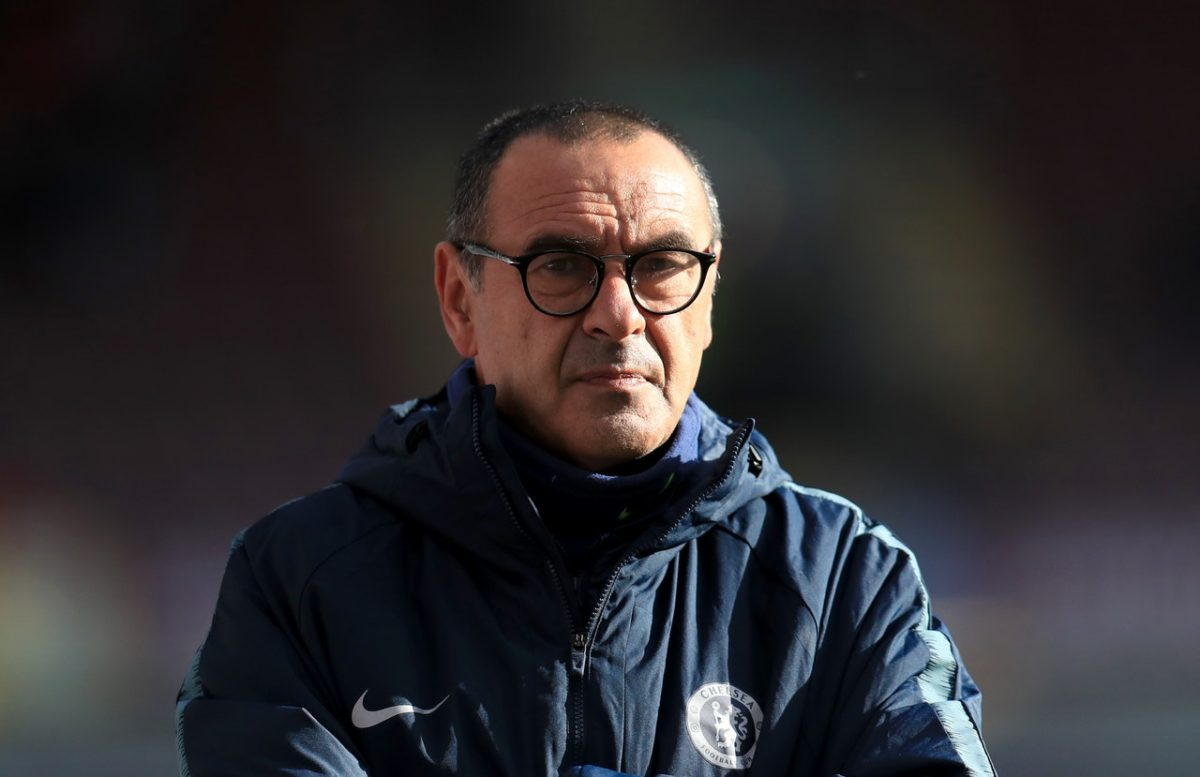 Sarri Fires Warning After Seagulls Win