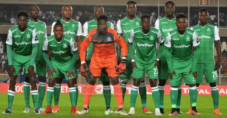 CAF Champions League: Gor Mahia Storm Enugu Friday For Lobi Stars Clash
