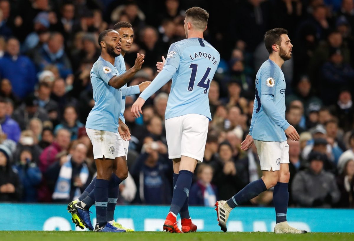 Sterling Backed To Fire City To Glory