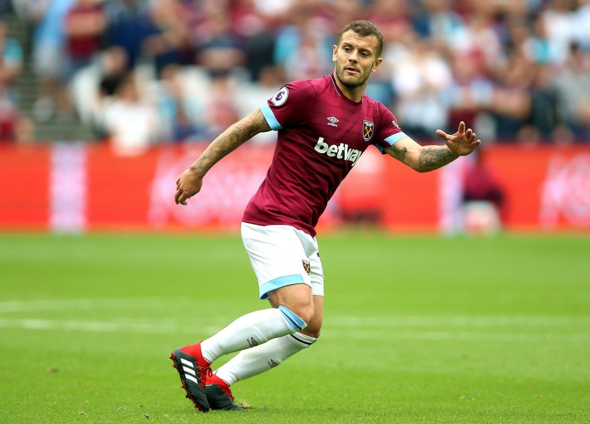 Wilshere Absent Again For Hammers
