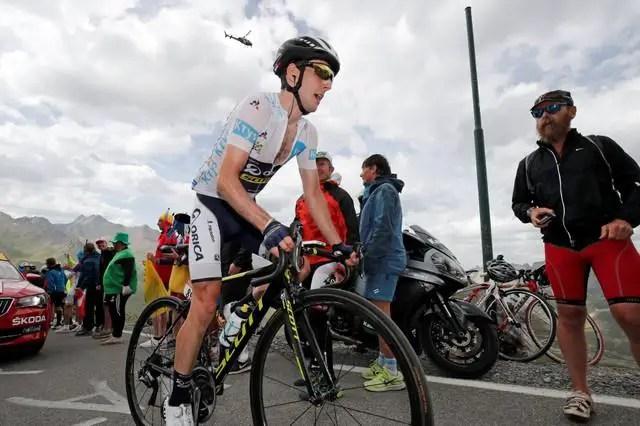 Yates Wants Giro Revenge
