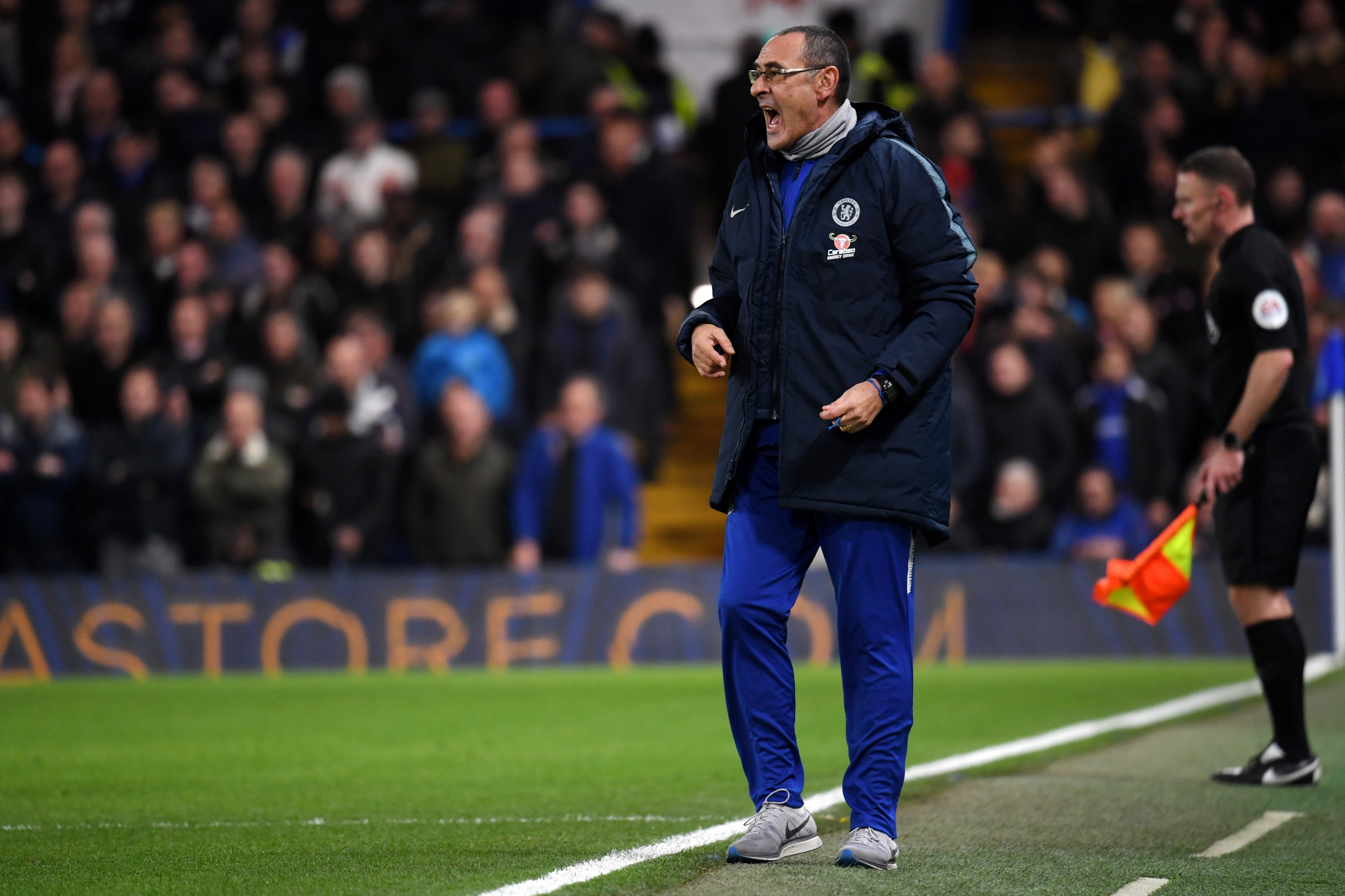 Sarri Eager To See Chelsea End Goal Drought At Home Vs Newcastle