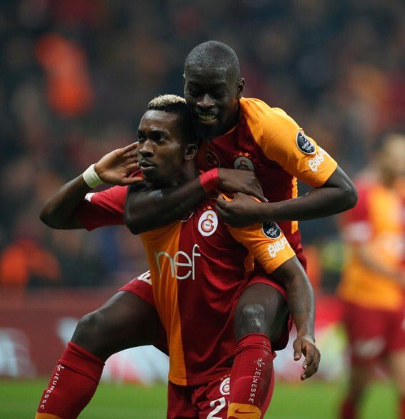 Onyekuru Hits Hat-Trick As Galatasaray Destroy Ankaragucu  6-0