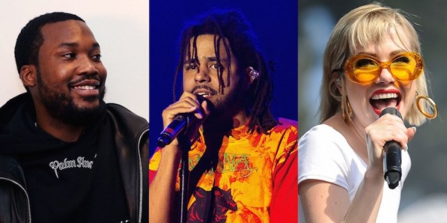 J. Cole And Meek Mill To Headline 2019 NBA All-Star Game Performances