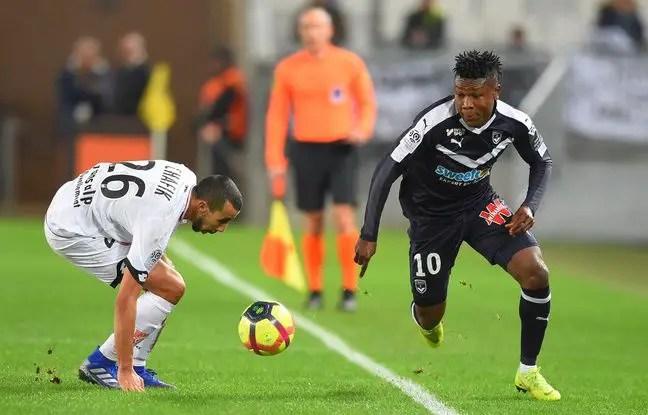 Kalu Gets New Coach At Bordeaux