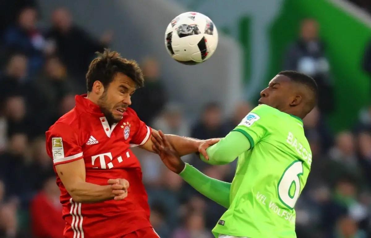 Bazoer Leaves Wolfsburg On Loan