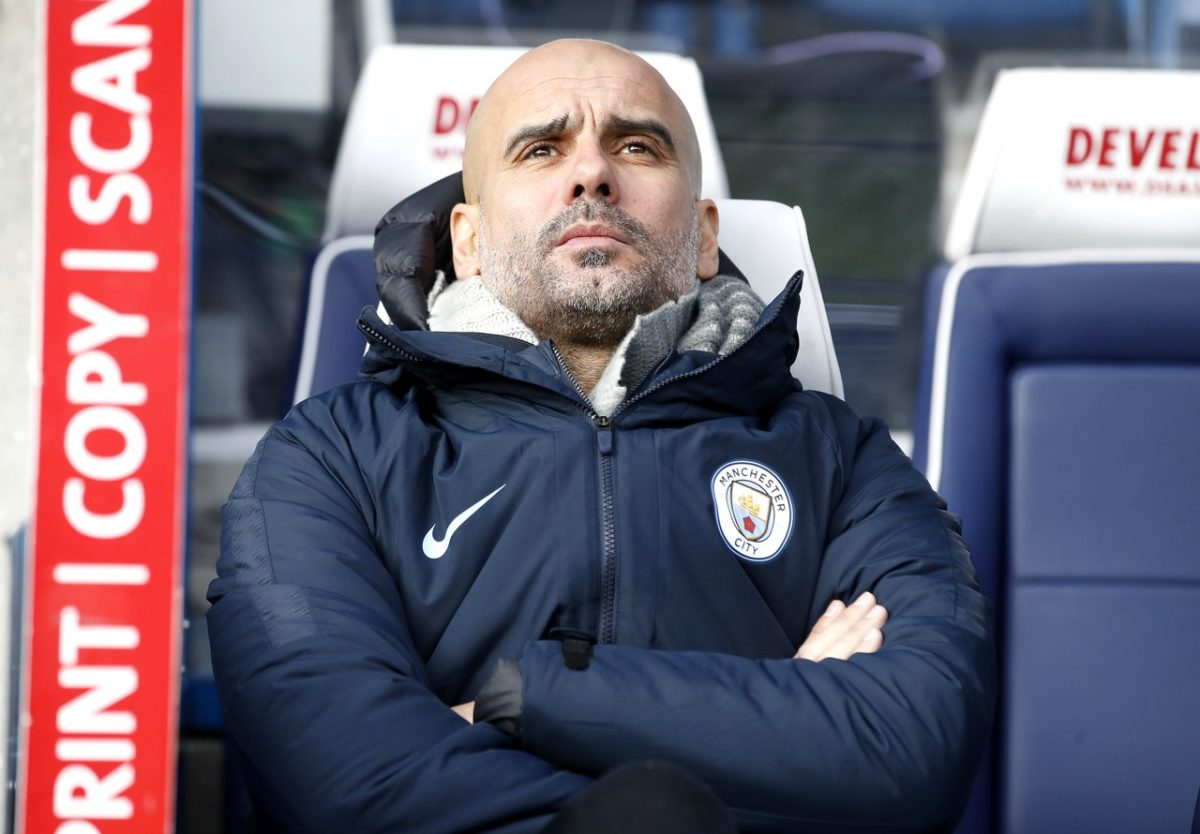 Guardiola Calls For Patience