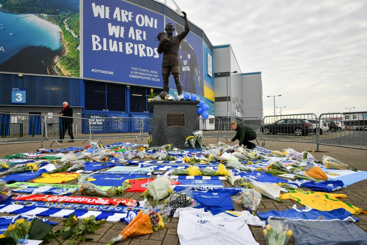 Cardiff Plan Sala Tribute