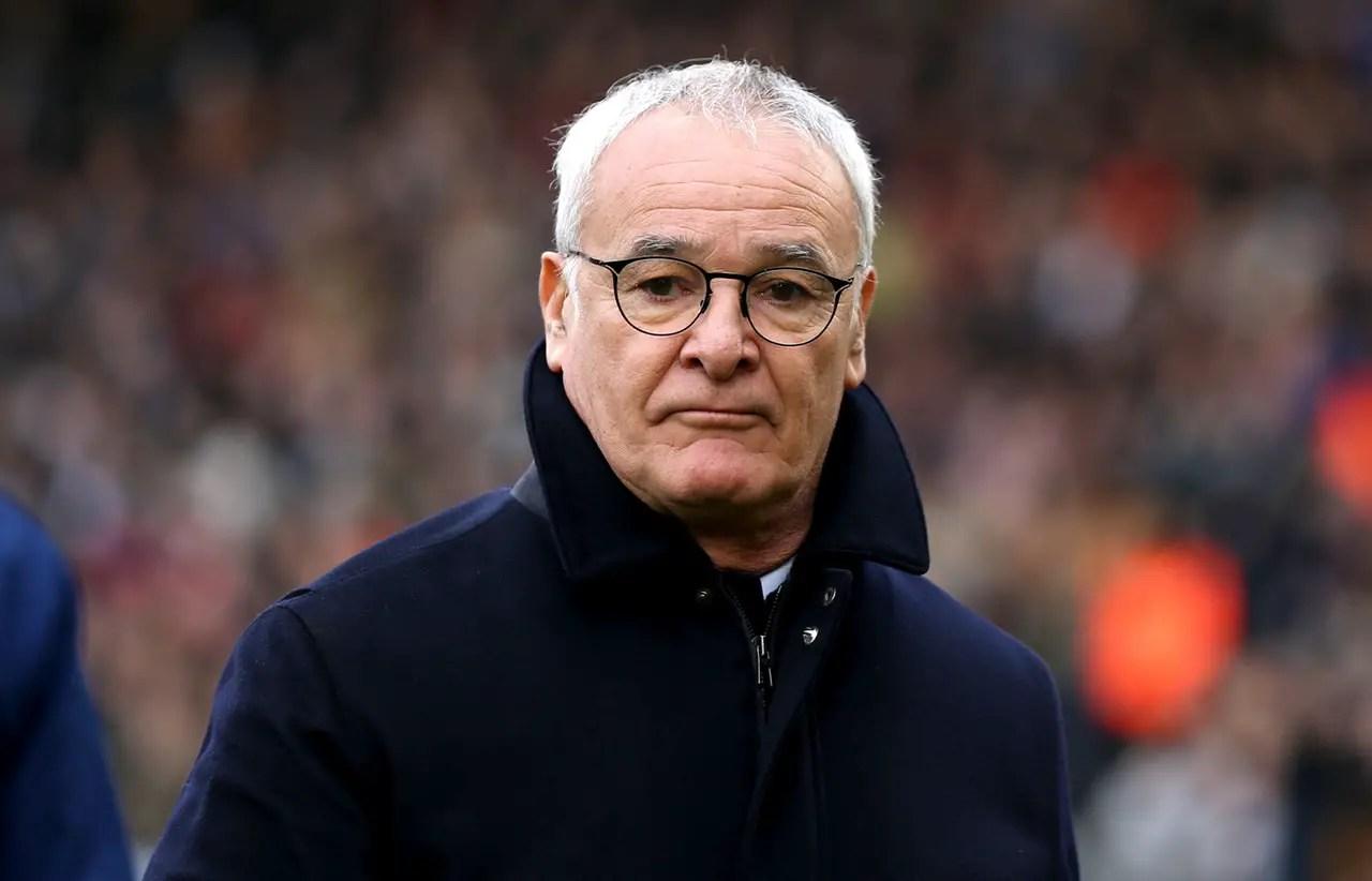 Fulham Sack Ranieri,  Appoint Parker As Caretaker Manager