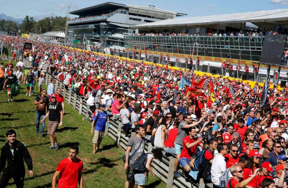 Damian maintains Monza Hopes