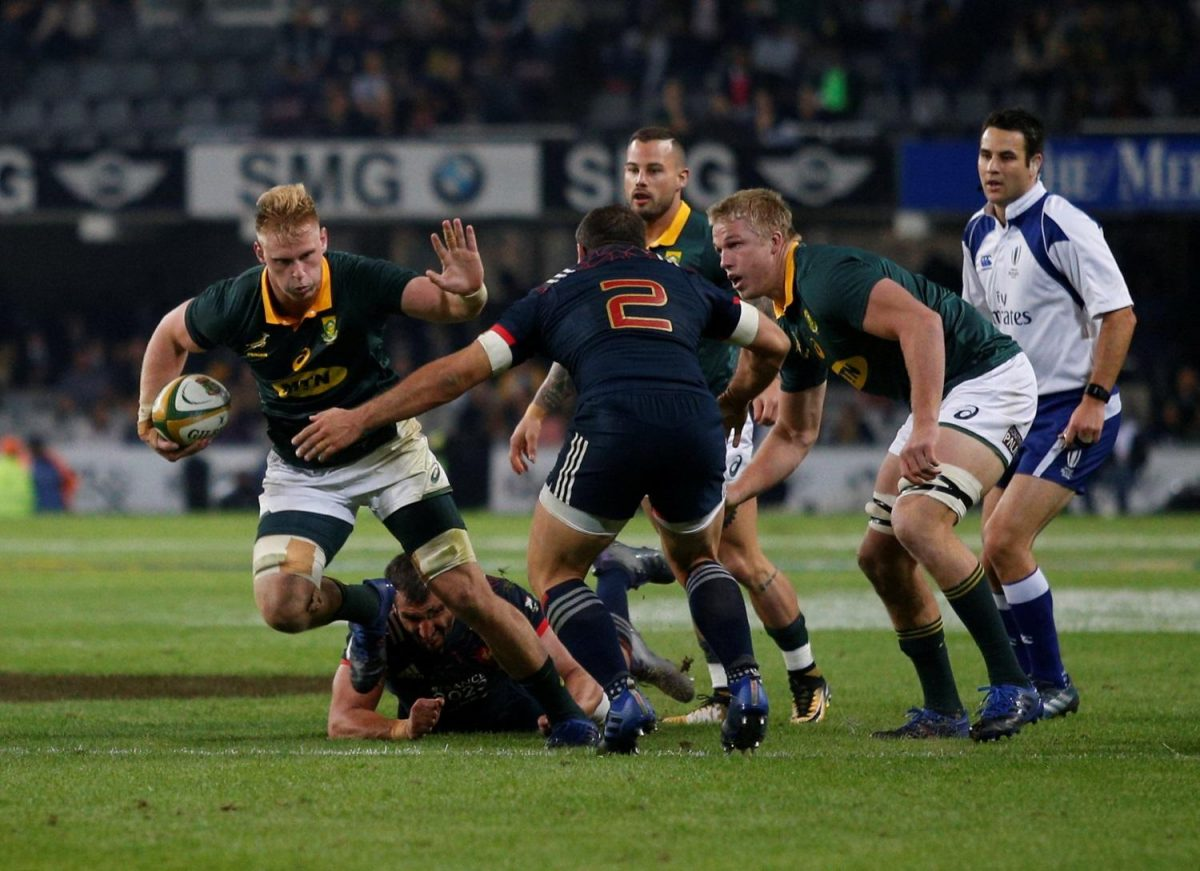 Du Preez Heads Home Early