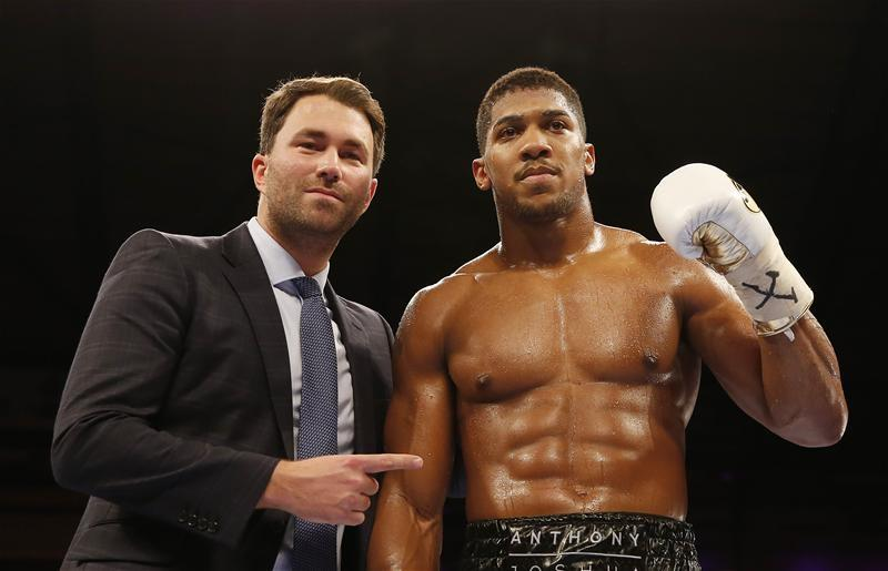 Joshua Fight Decision Looming