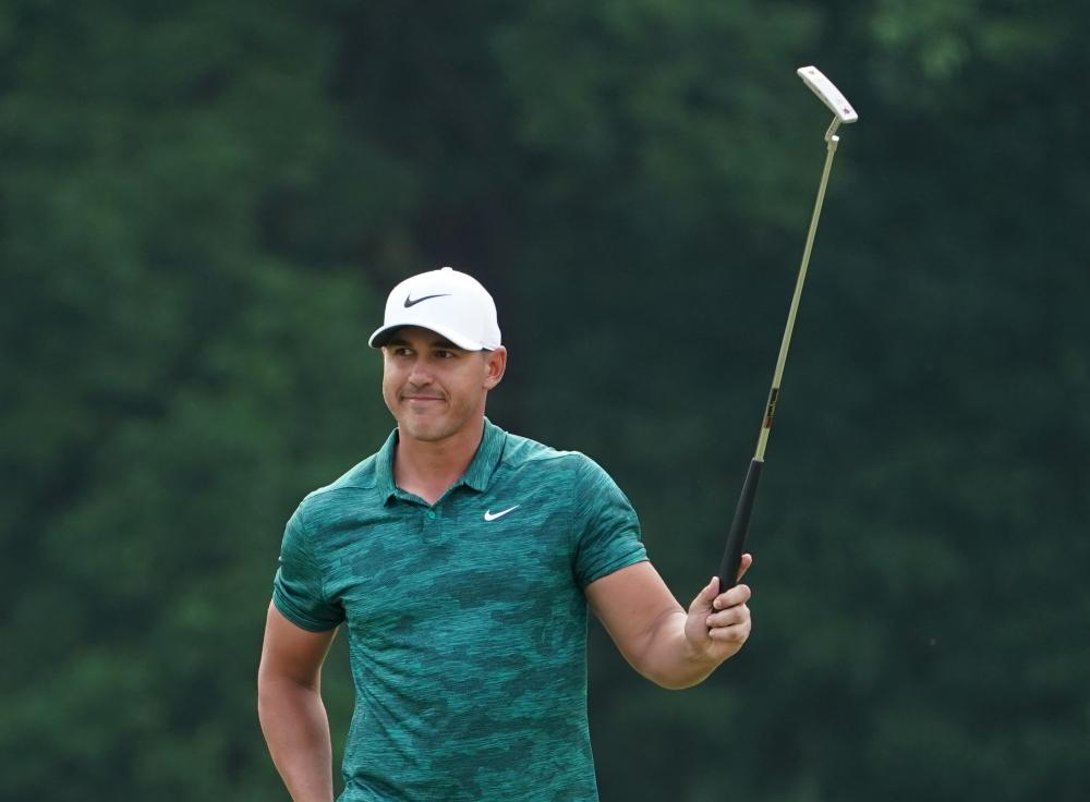 Koepka Pleased With First-Round Display