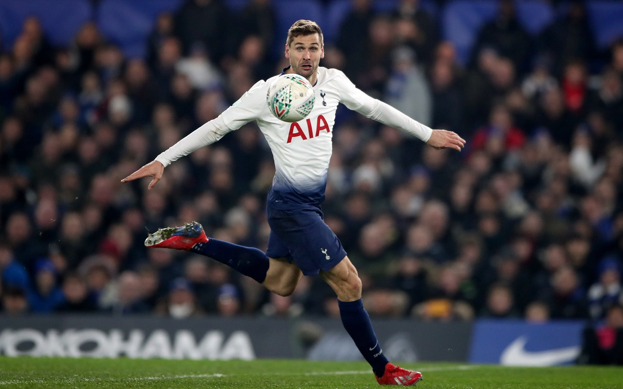 Llorente Set To Start Again For Spurs At Palace