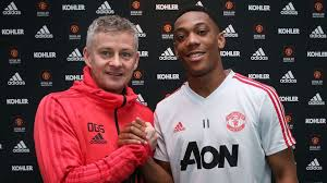 Martial Signs New Five- Year Contract With Man United