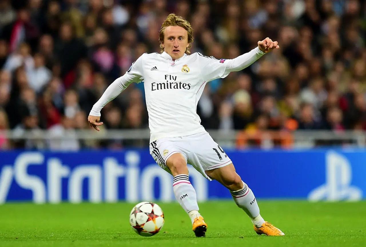 Modric Reveals Los Blancos Stay Hopes