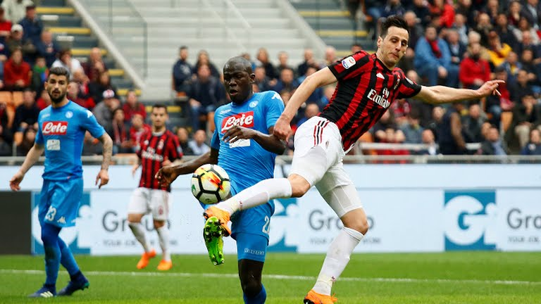 Serie A round 21 Preview: Milan Host Napoli In Key title Test For Visitors