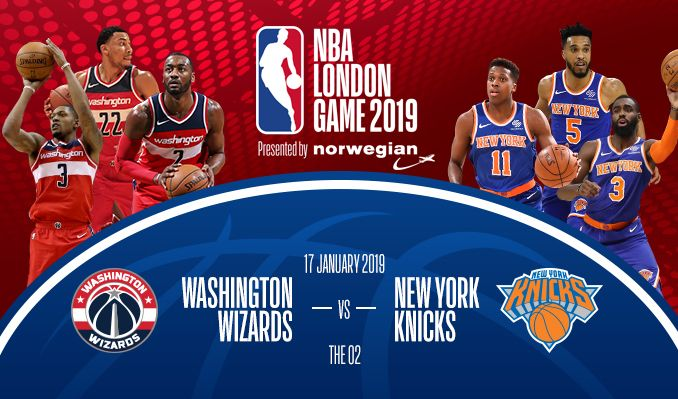 Three African Players To Feature In The NBA London Game